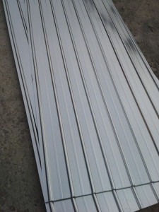 tabla zincata cutata
